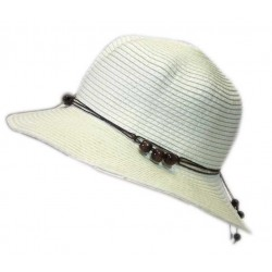 427a2a75157 Sabrina - 39 - Summer Lady hat Color White